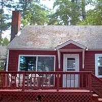 Cottage #2 at Leisure Lodge Resort