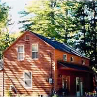 Cottage #4 at Leisure Lodge Resort