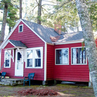 Cottage #8 at Leisure Lodge Resort
