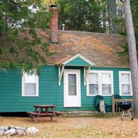 Cottage #9 at Leisure Lodge Resort