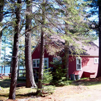 Cottage #11 at Leisure Lodge Resort