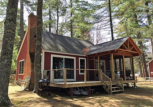Leisure Lodge Resort: Cottage #2