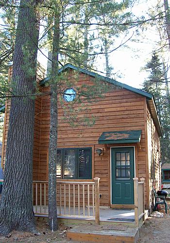 Leisure Lodge Resort: Cottage #5