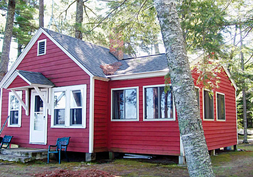Leisure Lodge Resort: Cottage #8