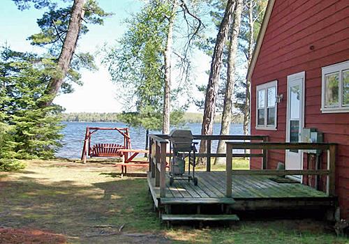 Leisure Lodge Resort: Cottage #11