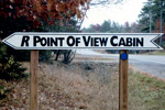 R POINT OF VIEW CABIN LLC