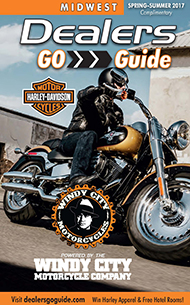 Harley Dealers Go Guide