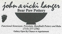 BEAR PAW POTTERY LLC