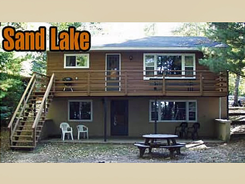 Sand Lake Private Home Rental