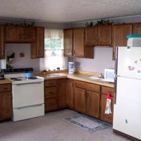 Guest house - kitchen