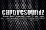 CAPTIVESOUNDZ - SOUND REINFORCEMENT/STAGE PRODUCTIONS
