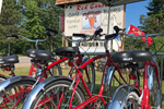 RED CANOE BIKE RENTALS