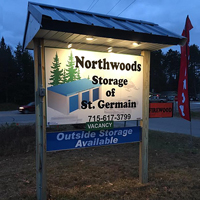 NORTHWOODS STORAGE OF ST GERMAIN