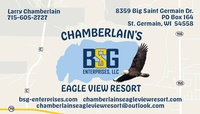 CHAMBERLAIN'S EAGLE VIEW RESORT