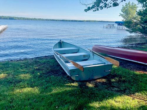 Boats & Lake