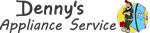 DENNY'S APPLIANCE SERVICE