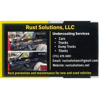 RUST SOLUTIONS