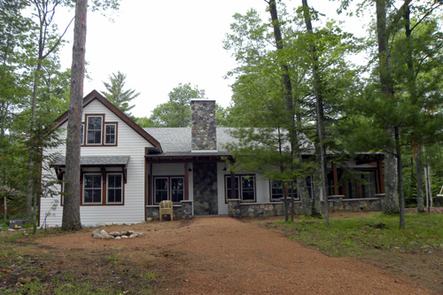 Edgewater: Lily Pad Lodge on Little St. Germain Lake