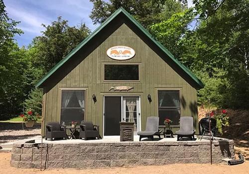 Hillery II Cabin: 3 bedroom/sleeps 10