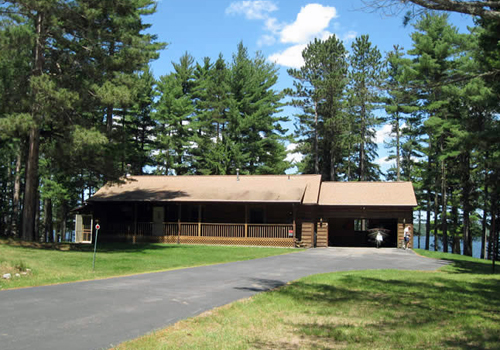 Musky Shores at Leisure Lodge Resort