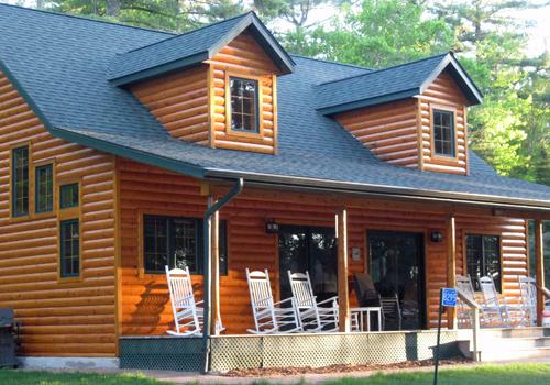 Rustic Retreat at Leisure Lodge Resort