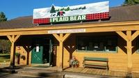 THE PLAID BEAR