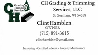 CH Grading and Trimming Services, LLC
