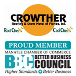 Crowther Roofing & Sheet Metal of Florida, Inc.
