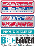 Express Oil Change and Tire Engineers