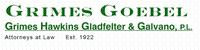 Grimes Goebel Grimes Hawkins Gladfelter & Galvano, P.L.