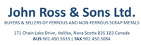 John Ross & Sons Ltd.