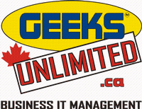 GEEKS UNLIMITED