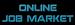 Online Job Market Recruiting