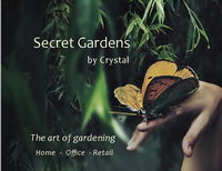 Secret Gardens by Crystal