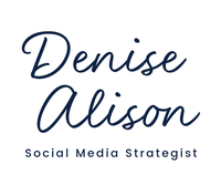 Denise Alison Social Media Strategist