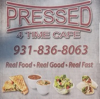Pressed 4 Time Cafe