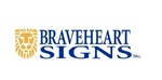 Braveheart Signs Inc.