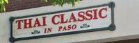 Thai Classic Cuisine in Paso