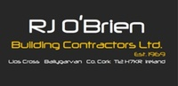 RJ O'Brien Building Contractors Ltd.