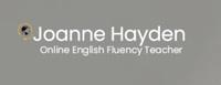 Joanne Hayden - Online English Fluency Teacher