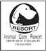 Animal Care Center & Resort