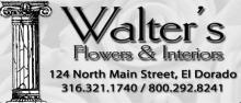 Walter's Flowers and Interiors