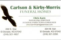 Carlson & Kirby-Morris Funeral Home