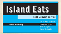Island Eats Food Delivery Service