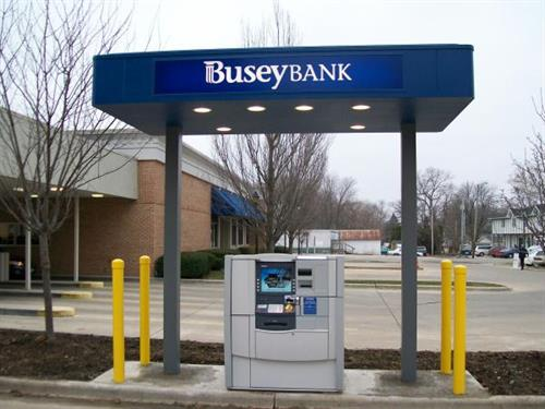 Busey ATM Machine