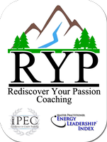 RYP Rediscover Your Passion Coaching