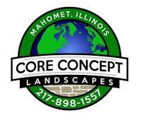 Core Concept Landscapes