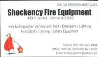 Shockency Fire Equipment