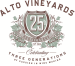 Alto Vineyards Champaign
