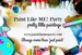 Paint Like Me! Parties and Classes/ Yellow & Co  Gift and Art Boutique